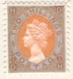 Gerald King - Elizatoria Great Britain - Catalog no. 33