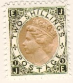 Gerald King - Elizatoria Great Britain - Catalog no. 36