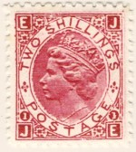 Gerald King - Elizatoria Great Britain - Catalog no. 38