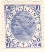 Gerald King - Elizatoria Great Britain - Catalog no. 39