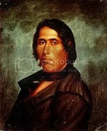 Tecumseh portrait