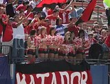 2009 FC Dallas Dancers