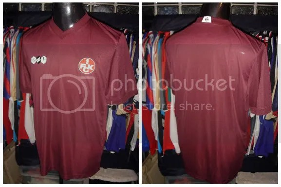 FC Kaiserslautern 2009/10 Do You Football Home Kit Leak