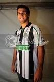 Figueirense Futebol Clube 2009-10 Fila Home and Away Kits Camisas