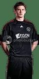 Ajax Amsterdam 2009-10 Adidas Away Kit Jersey Shirt