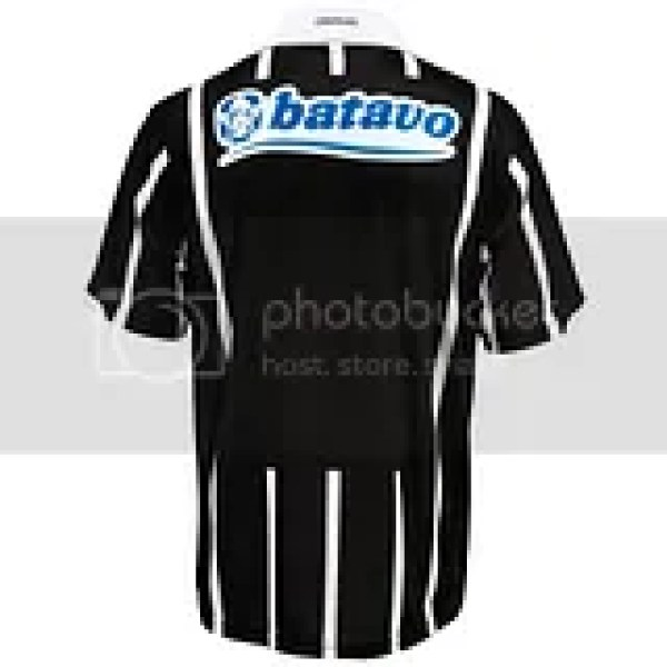 805e9e48b Sport Club Corinthians Paulista Nike 2009 10 Home and Away Kits ...
