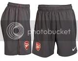 Arsenal 09/10 Nike Third Kit