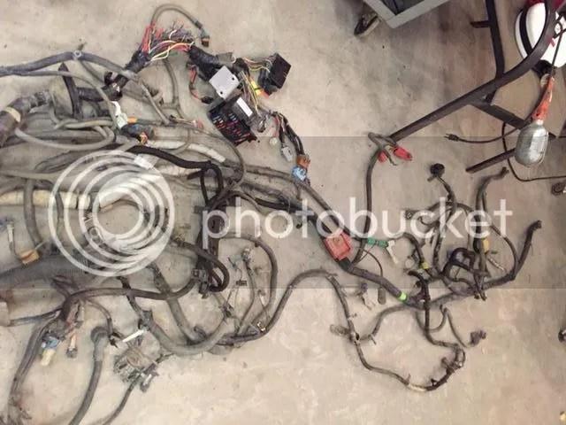 Module Wiring Harness Lt1 57p Fits Chevrolet Camaro