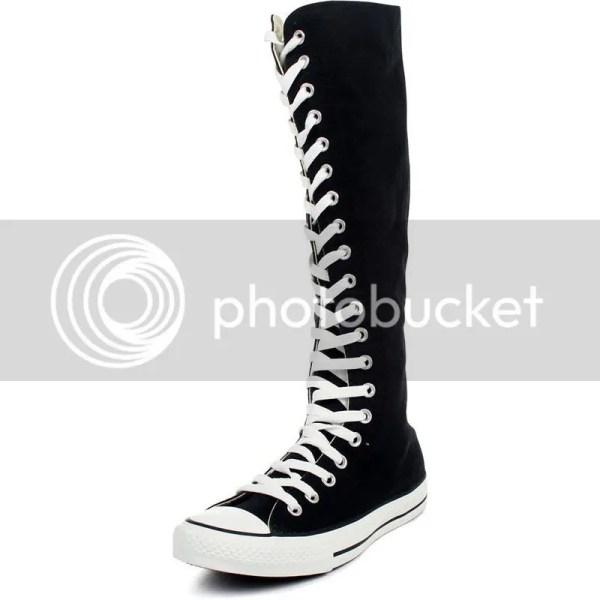 Converse Chuck Taylor Star Xx- Knee High Fashion