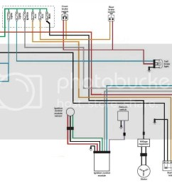 harley headlight wiring diagram wiring diagram origin hiniker wiring harness diagram simple harley wiring harness diagram [ 1214 x 821 Pixel ]