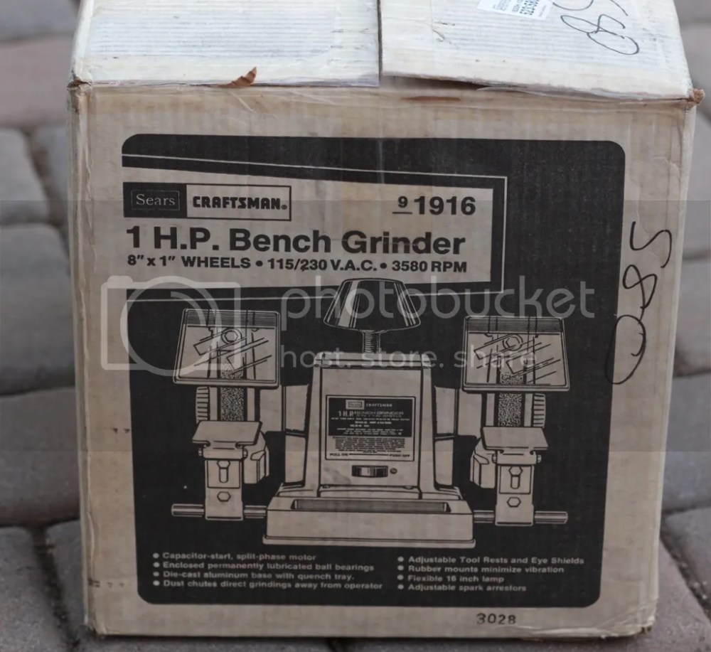 medium resolution of let s see your craftsman block grinders archive page 39 the garage journal board