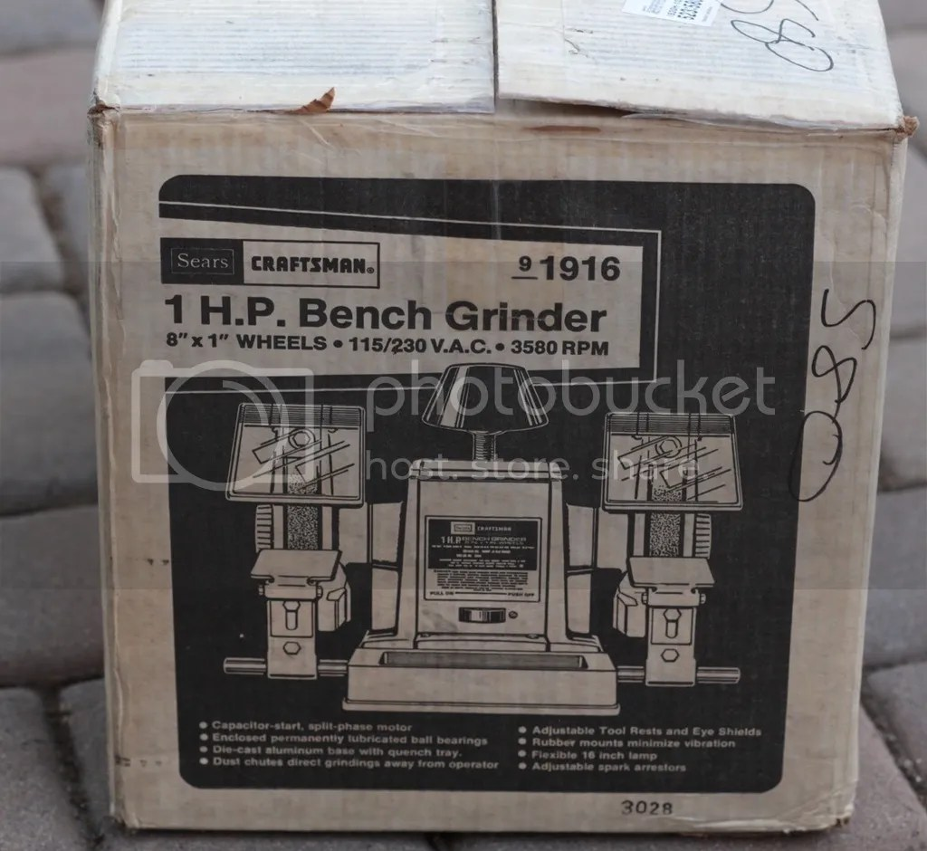 hight resolution of let s see your craftsman block grinders archive page 39 the garage journal board