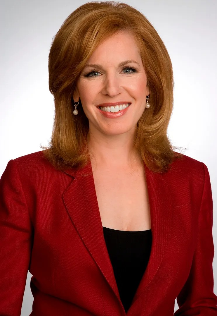Excited Liz Claman Photos