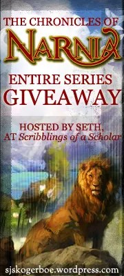 The Chronicles of Narnia Entire Series Giveaway