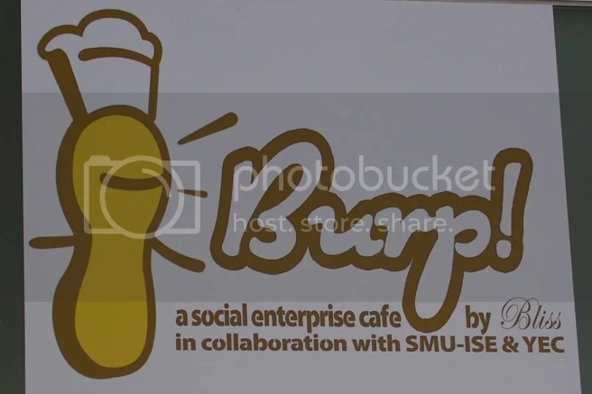 social enterprise cafe, BURP cafe