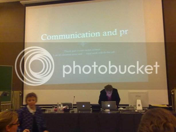 Communicatie + PR