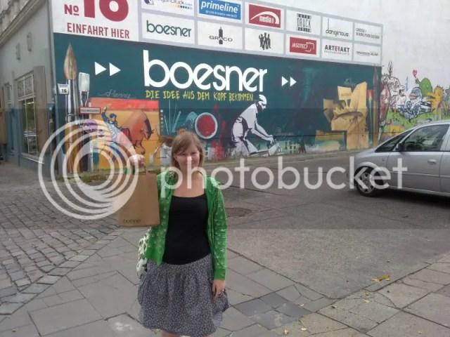 Citytrip naar Berlijn en de lokale craft supplies winkels!