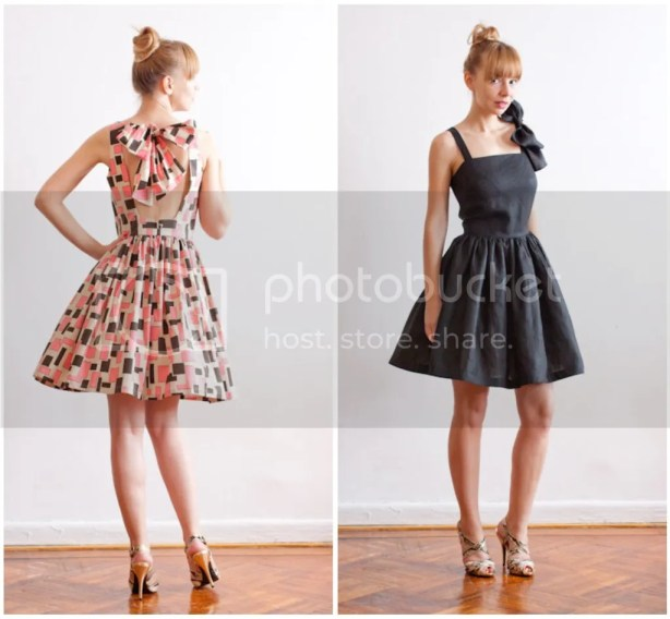 Pretty Things - Dresses from Lana Stepgul