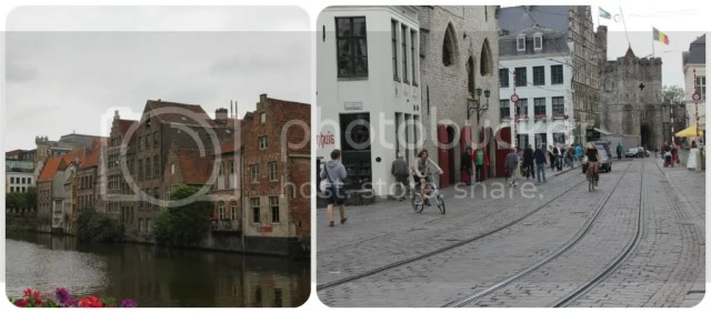 [Plutomeisje Ghent City Guide] Sightseeing Ghent