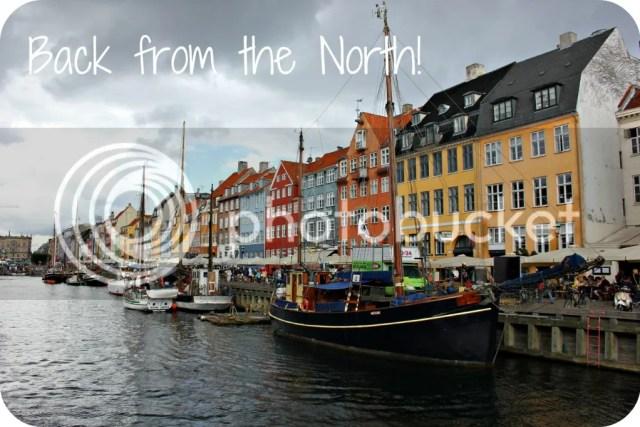 Amsterdam & Kopenhagen reis