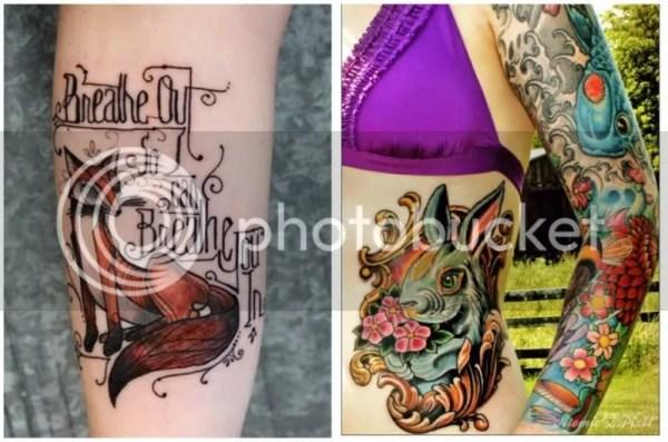 Pretty Things - Tattoos