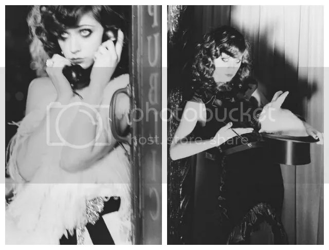 Pretty Things - Zooey Deschanel + Ellen von Unwerth photoschoot