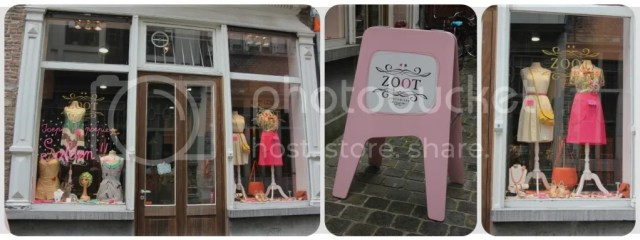 [Plutomeisjes Ghent City Guide] Shopping - Zoot