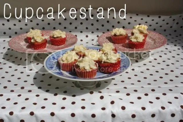 Tutorial - Cupcakestand