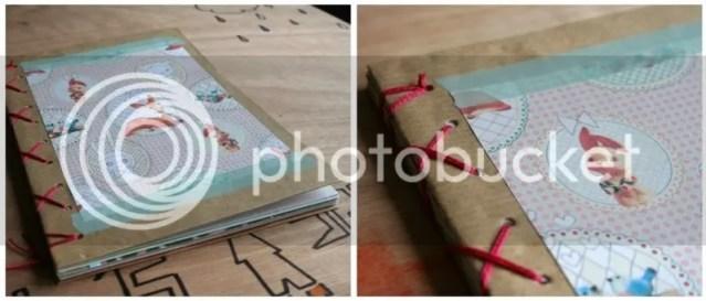 DIY Booklet - Finished booklet