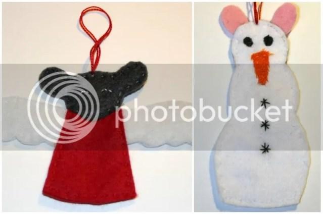 Tutorial Rattige Kerstratjes - Ratjes engeltjes + Rattige Sneeuwman