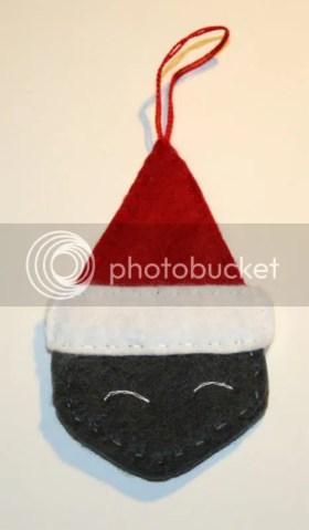 Tutorial Rattige Kerstdecoratie - Ratje met Kerstmuts