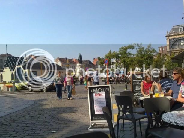 Vorige week - Designmarkt & English Afternoon