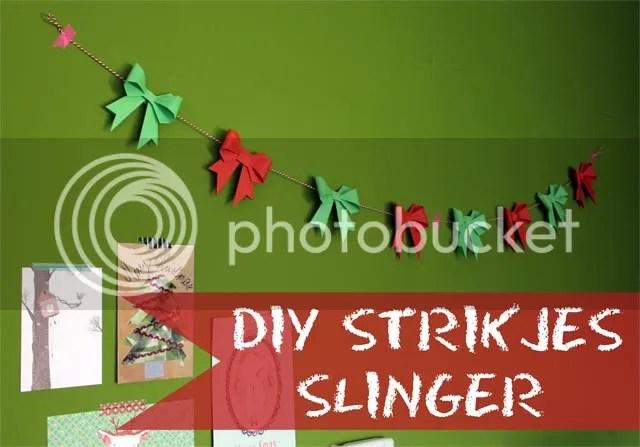 DIY Strikjes Slinger