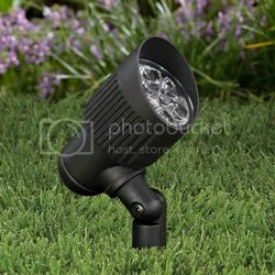 TLC Incorporated Vista LED Landscape Light