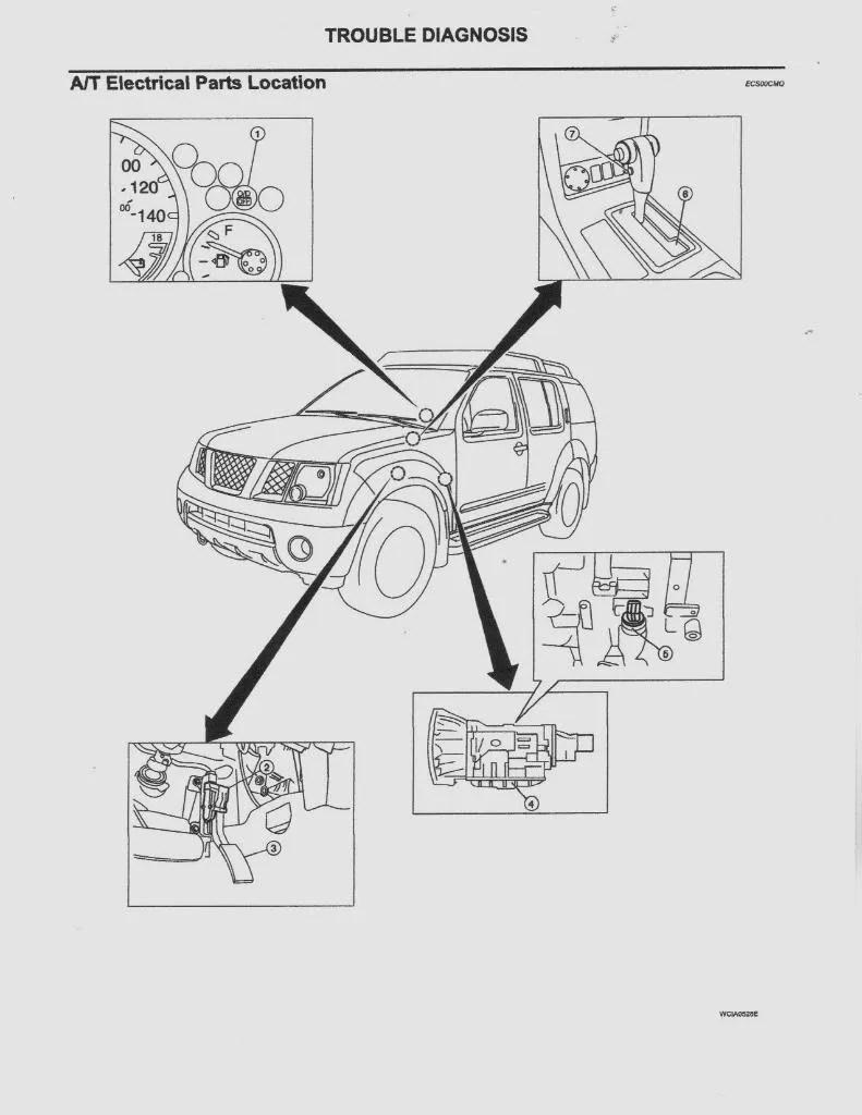 08 2008 Nissan XTERRA Service Repair Shop Manual CD