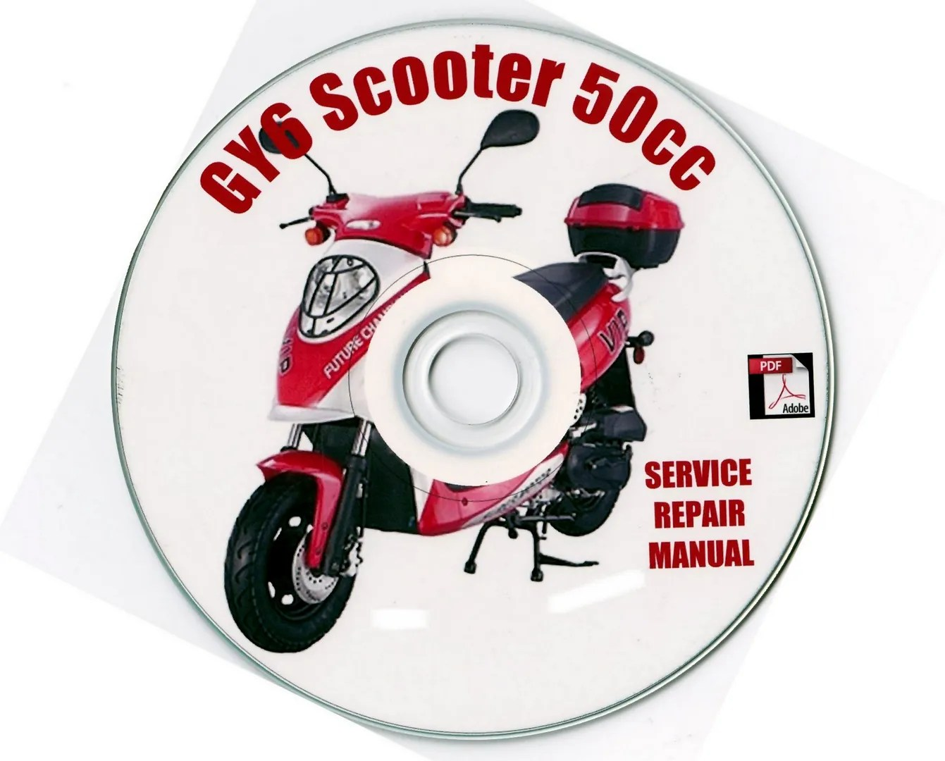 hight resolution of 50cc scooter zpspkf8aiym chinese scooter 50cc gy6 service repair shop manual on cd jianshen dayang 50 cc wiring schematic