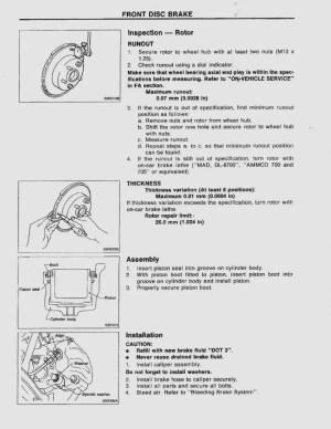 [1998 Infiniti Q Brake Fuse Manual]  How To Add