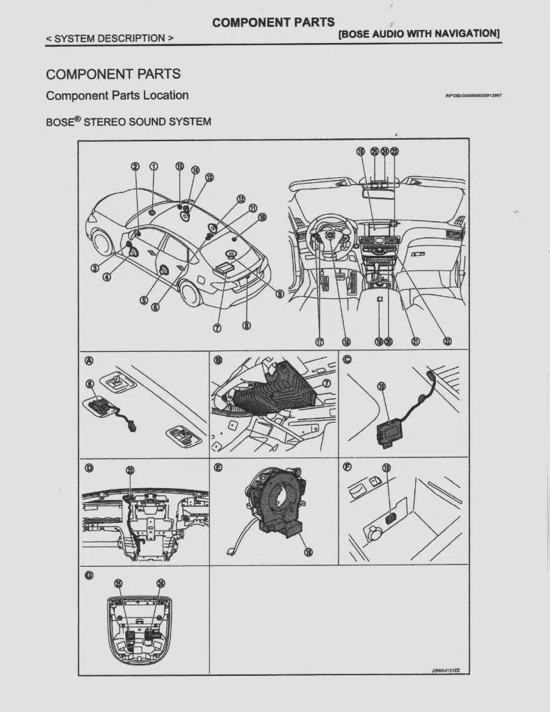Service manual [2011 Infiniti M Transmission Repair Manual