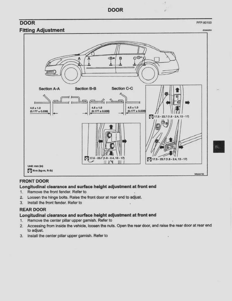 2007 Nissan Maxima Engine Repair Manual, 2007, Free Engine