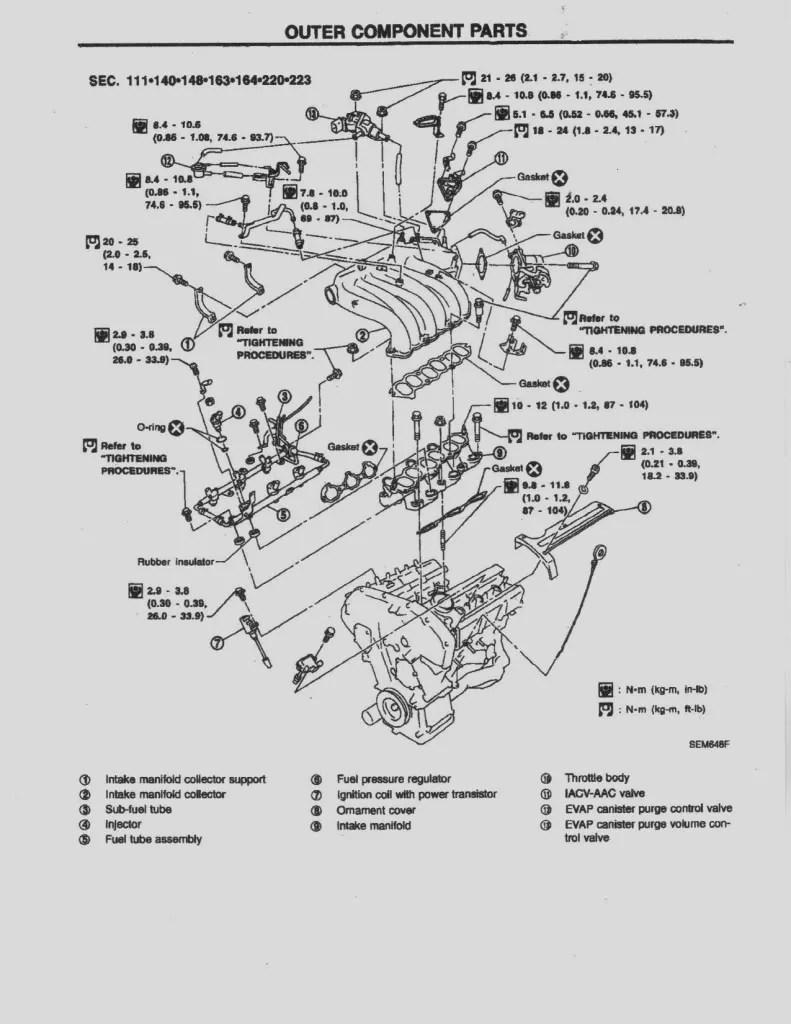 medium resolution of i 30 infiniti engine diagram get free image about wiring 1996 infiniti g20 engine diagram 2000