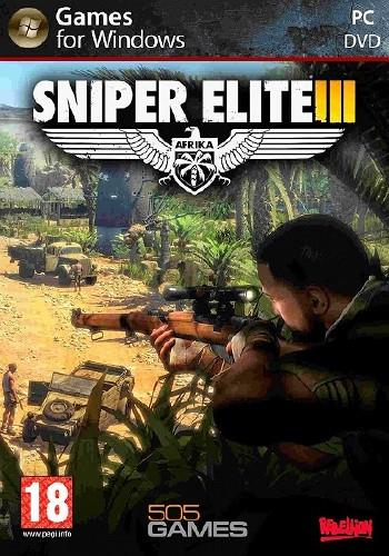 Sniper Elite 3 + 5 DLC (2014/Rus/PC) Repack by SeregA-Lus