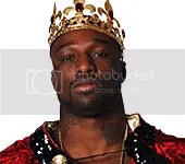 Strikeforce MMA Fighter Muhammed King Mo Lawal