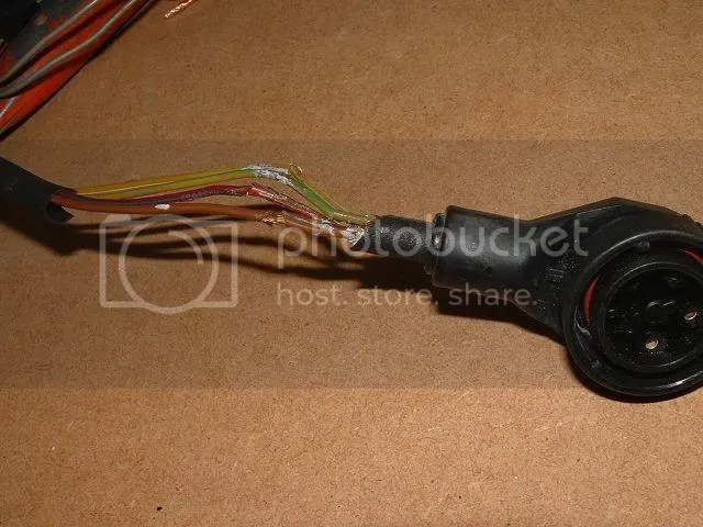 W124 Wiring Harness Repair