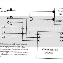Rotary Phase Converter Wiring Diagram 1992 Dodge Dakota Power Window