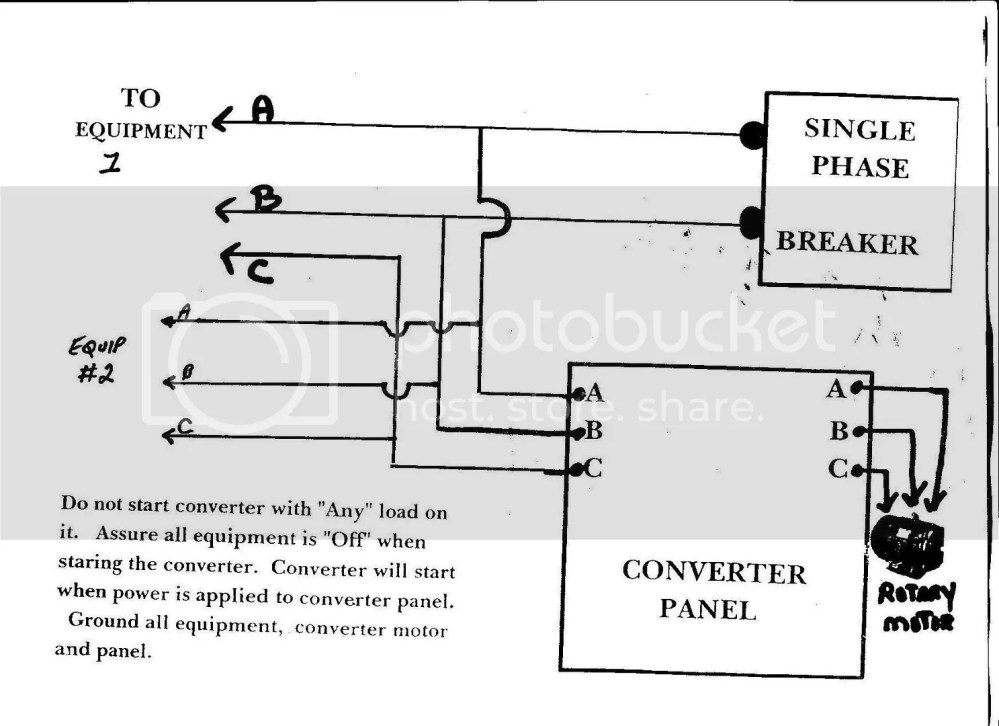 medium resolution of rotary converter schematic wiring diagram world rotary phase converter wiring diagram rotary phase converter wiring