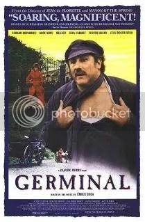 Germinal, cartaz do filme