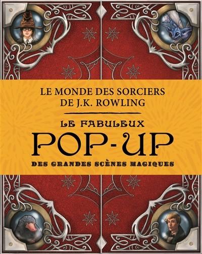 Livre Pop Up Harry Potter : livre, harry, potter, Différents, Livres, Autour, Harry, Potter, Ailes, Immortelles