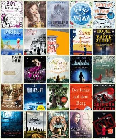 Bücher Bingo 2