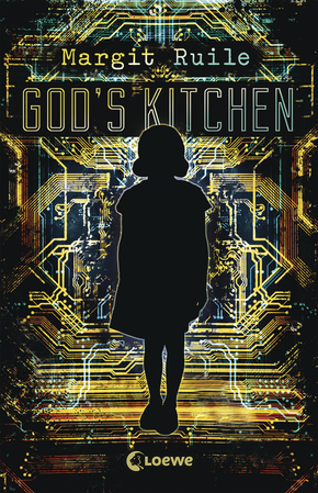 God's Kitchen Cover (c) Loewe Verlag