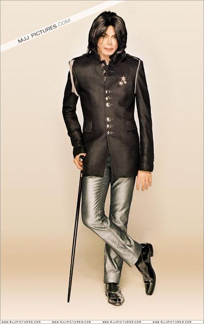 Foto di Michael con abiti eleganti Pagina 2